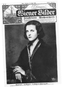 Lisl_Goldarbeiter - Miss Austria 1929