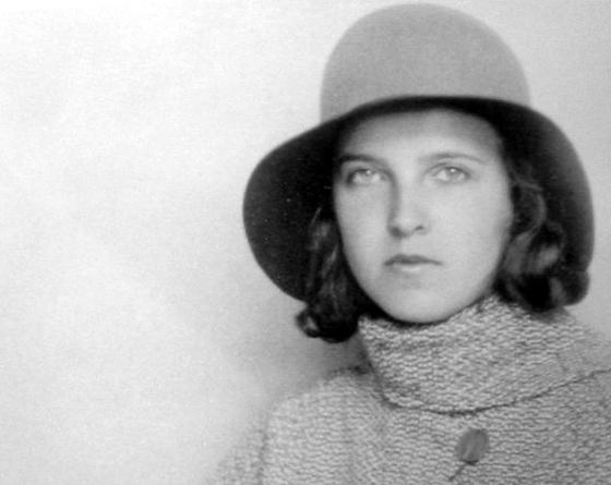Miss Univsere 1929 Lisl Goldarbeiter