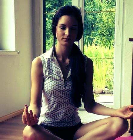Durch Meditation den Geist zentrieren