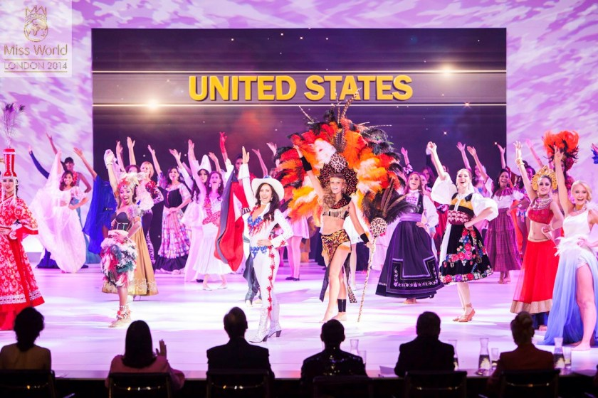 dances of the world 2014