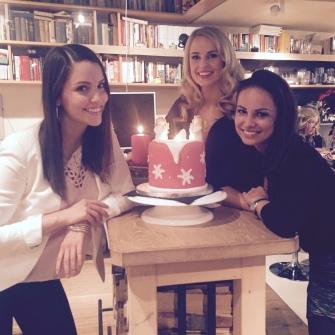 Anna Hammel, Silvia Schneider, Silvia Schachermayer