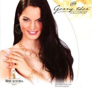 Katalog Gerry Eder - Miss Austria 15 - Annika Grill