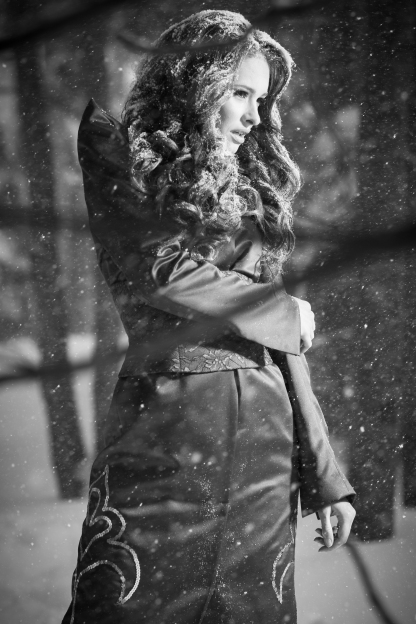 Miss Austria 2014 - Julia Furdea - by Heli Mayr - Outfit by Emanuel Burger (1)