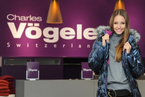 Miss Austria 2014 - Julia Furdea - Charles Vögele