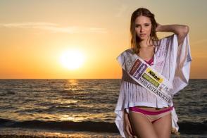 Miss Austria 2014 - Julia Furdea - Shooting Rhodos