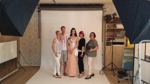 Miss Austria 2015 - Annika Grill - Gerry Eder Schmuckdesign