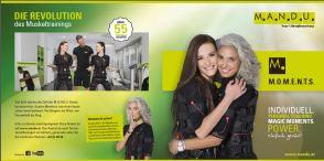 Miss Austria 2015 - Annika Grill - Mandu - Kampagne