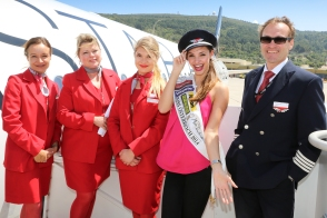 Miss Austria 2015 - Shootingreise - Rhodos - Julia Furdea