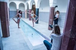 Miss Austria Akademie 2015 - Shootings - Heli Mayr in Action