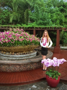Orchideen-Farm