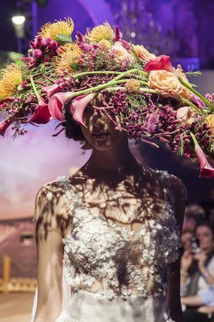 Marlene Rahmann- Eva Poleschinski Show in Kooperation mit Flowerartist Timo Bolte5