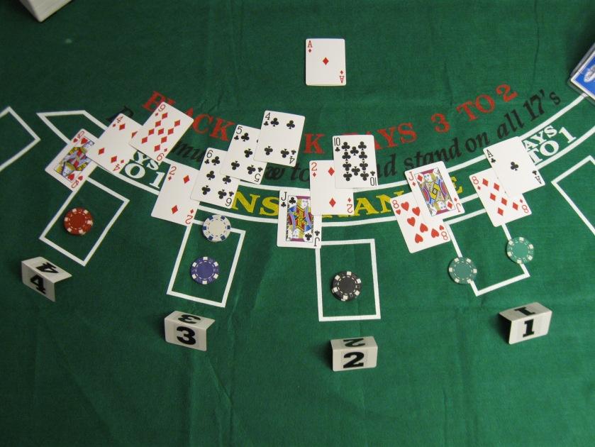 Wie spielt man Blackjack?