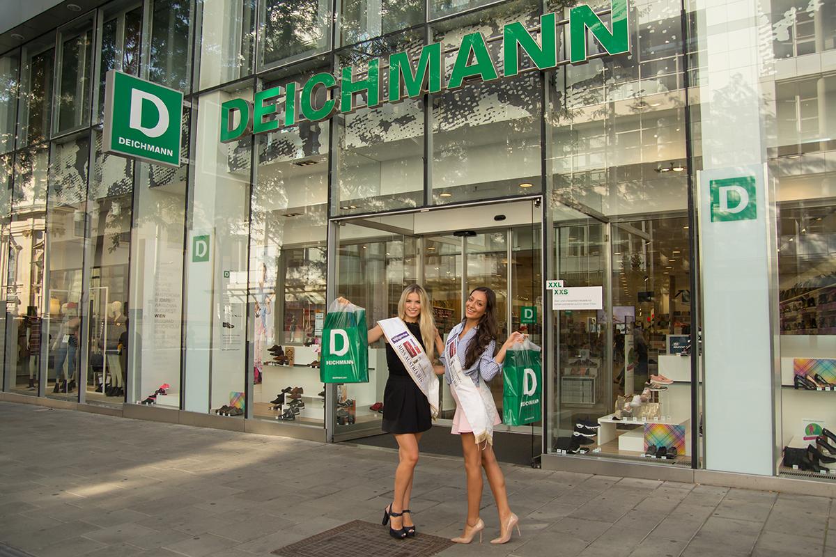 Miss Austria - Deichmann Trends Herbst Winter 2016/17