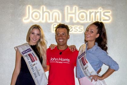 iDXA Scan John Harris Fitness