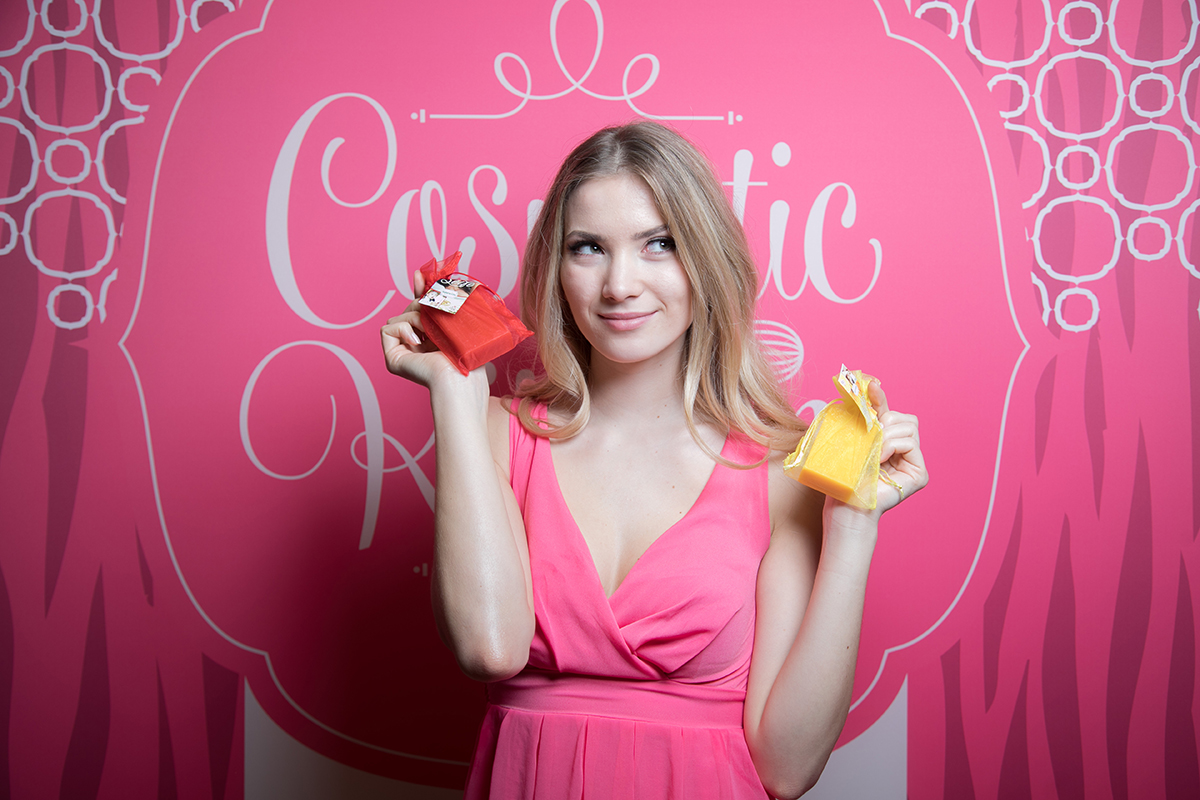Seife - Charity - Dragana - Miss Austria - Bademeisterei