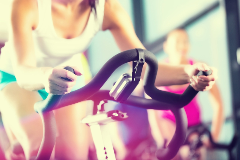 Spinning bei John Harris Fitness