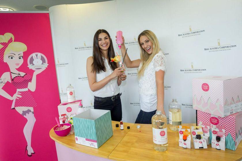 Miss Austria - DIY Kosmetik der Bademeisterei