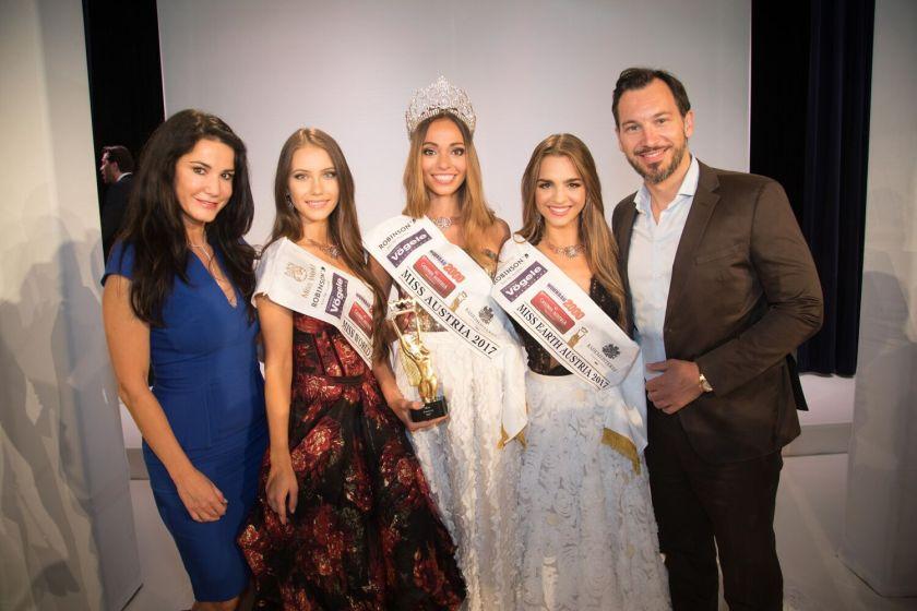 Miss Austria 2017- Doz. Dr. Huemer
