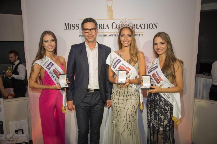 Miss Austria - Gerry Eder Schmuck