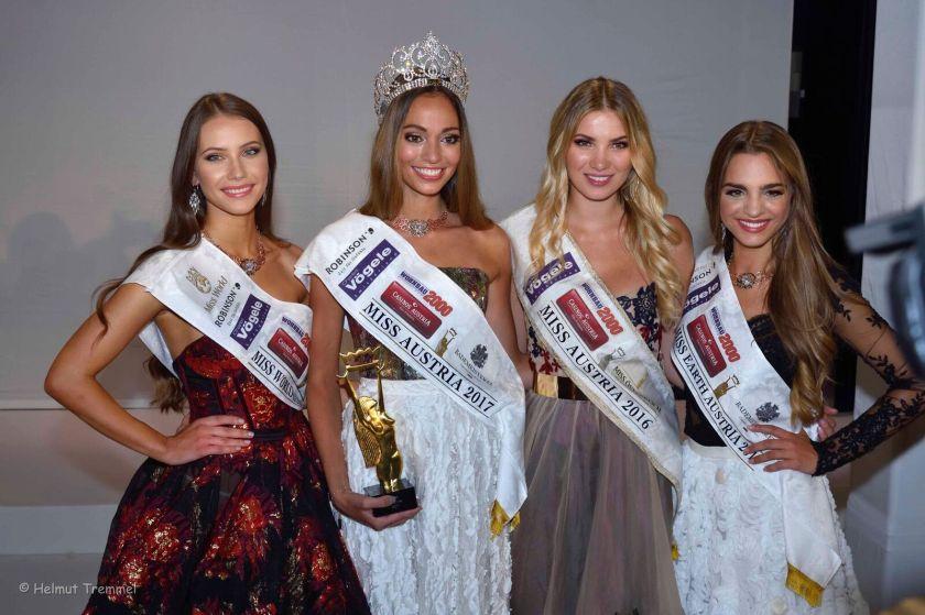 Miss Austria Wahl 2017 - Eva Poleschinski