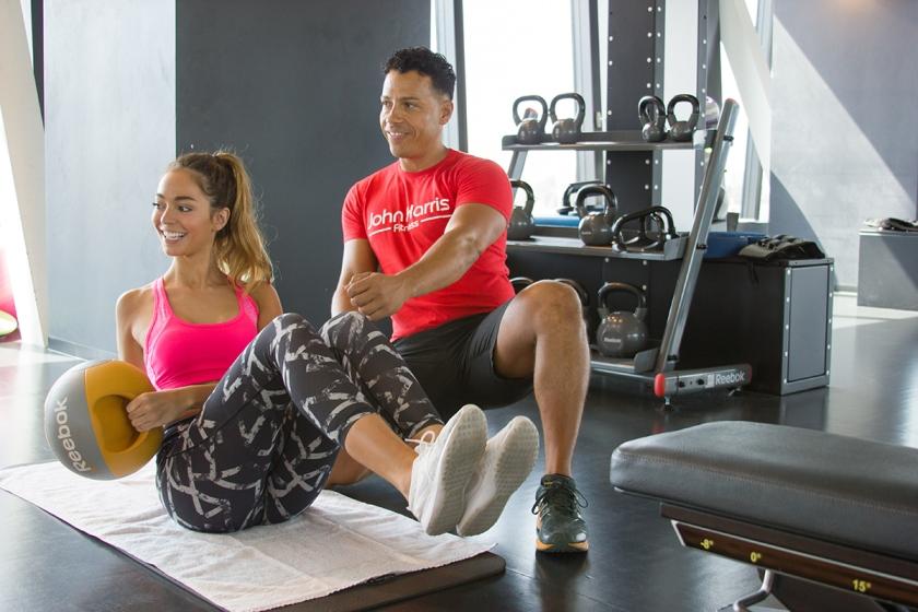 Personal Training - John Harris Fitness